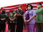 Salurkan 3.490 Paket, DWP: Semoga Nambah Semangat Bagi Ibu-Ibu Istri TNI
