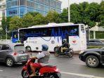 Asyik! Bus Listrik E-Inobus Bikinan INKA Jalani Uji Jalan 3 Bulan di Jakarta