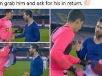 Sosok Kiper yang Bajunya Diminta Lionel Messi, Edgar Badia 3 Bulan Tak Digaji, Pahlawan Spanyol U-19