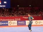 Edgar Xavier Marvelo Menjalani Pelatnas Wushu Bersama Atlet Wushu Lainnya