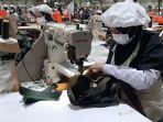 Mengintip Proses Pembuatan Tas Eiger, Pabriknya Steril, Kuman Pun Diantisipasi