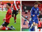 Fakta Unik Hasil Imbang Southampton vs Chelsea: Makna Gol Takumi Minamino & Mason Mount