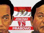 Debat Pilpres 2019, Ini Survei TERBARU Jokowi vs Prabowo di 7 Lembaga