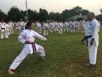 Tingkatkan Kualitas Karateka, INKANAS Gelar Gashuku