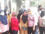 Dana BST Dipotong Jadi Rp 300 Ribu, Ibu-ibu Warga Klapanunggal Bogor Lapor Polisi