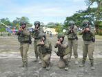 292 Personel Brimob Nusantara Diturunkan Bantu Tangani Bencana di NTT