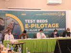 Kemenhub Uji Coba Tahap Kedua Penerapan E-Pilotage Service di Dumai