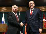 Erdogan Telpon Putin: Gencatan Senjata di Nagarno-Karabakh adalah Langkah yang Tepat