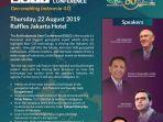 Rayakan 50 Tahun Informasi Geospasial Nasional, ESRI Gelar Indonesia User Conference
