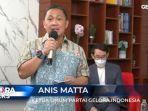 Anis Matta Nilai Perlu Perbaikan dan Penguatan 'Emergency Management' Tangani Covid-19