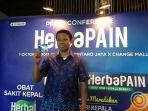HerbaPAIN: Obat Sakit Kepala Herbal Pertama di Indonesia Resmi Diluncurkan