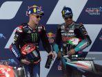 JADWAL RACE MotogP Prancis 2021 di Trans7 - Trik Jitu Morbidelli Atasi Sirkuit Le Mans