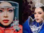Ramai Face Shield Artis, Ini Gaya Modis Syahrini hingga Melly Goeslaw,  Mana yang Aman Cegah Corona?