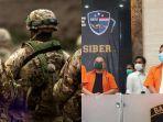 POPULER NASIONAL: Praka P Dipecat dari TNI, Terbukti Suka Sesama Jenis | Peran 3 Deklarator KAMI