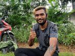 Ferry Aman Saragih Cerita Soal Arema FC dan Suka Duka Berposisi Gelandang