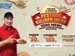 Festival Kuliner Imlek Blibli X Tirta Lie, Sajikan 1.000 Menu Pilihan Khas Imlek