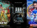 10 Film Hollywood yang Tayang di Bulan Februari 2020, Birds of Prey hingga Sonic The Hedgehog