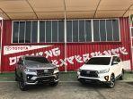 Perkuat Pasar, Toyota Luncurkan New Fortuner dan New Kijang Innova