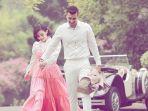 Undangan Pernikahan Ali Syakieb dan Margin Wieheerm Sudah Disebar, Intip Gaya Prewedding Mereka