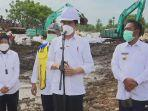 Presiden Jokowi Targetkan Tanggul Citarum yang Jebol Selesai Dikerjakan dalam 2 Hari