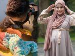 Istri Rizki DA Sudah Positif Covid-19 Sebelum Melahirkan, Kondisi Bayi Nadya Mustika Diungkap Ridho DA