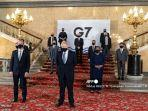 Pertemuan G7 Dipenuhi Ketakutan, Setelah Delegasi India Dinyatakan Positif Covid-19