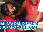 Gadis Ini Jadi Korban Begal, Dicekik Lalu Dibuang ke Jurang, Tas Raib Digondol Pelaku