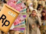 Gaji ASN, Pegawai BUMN, dan Pekerja Swasta akan Dipotong Zakat 2,5%, Jokowi Mendukung Kata Baznas