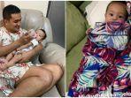 Perjuangan Bibi Ardiansyah Asuh Baby Gala: Rela Pakai Daster dan Selimuti Anak dengan Baju Vanessa