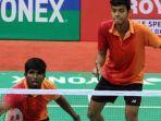 Terungkap Alasan Ganda Putra India Menangis Usai Lolos ke Final Thailand Open 2019