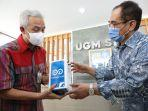 Ganjar Pranowo Dukung Usul Jokowi Kembangkan Alat Pendeteksi Covid-19 GeNose C-19