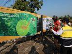 Ganjar Puji Lokasi Pengelolaan Sampah di Candi Borobudur