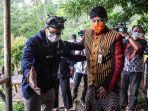 Nikmati Keindahan Alam, Sandiaga Uno dan Ganjar Pranowo Nongkrong Bareng di Desa Wisata Lerep