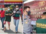Gara-gara Dompet Milik Anaknya Hilang, Pria di Padang Tega Tikam Teman Sendiri hingga Tewas