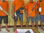 Gara-gara Salah Paham di Warung Tua, Pria Tewas Dikeroyok 4 Orang, Gunakan Pedang dan Tongkat Bisbol