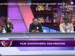 Hadir di Rosi Kompas TV, Garin Nugroho: Kalau Tidak Berdarah Saya Tidak Merasakan Menjadi Manusia