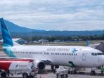 Pesawat Garuda GA 504 Gagal Mendarat di Pontianak, Terpaksa Kembali ke Jakarta karena Cuaca Buruk