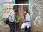 Gas LPG Gratis Bagi Asmat dan Yati Warga di Desa Bojonggede Bogor