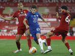 LIVE Streaming Liverpool vs Chelsea Liga Inggris Malam Ini: Angin Segar The Reds, Fabinho Kembali
