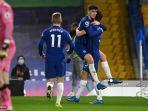HASIL Babak I Chelsea vs Everton - Gol Beruntung Kai Havertz Bawa The Blues Unggul 1-0