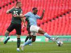 Manchester City Nodai Rekor Apik Liverpool setelah Amankan Gelar Carabao Cup