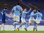 LIVE Streaming TV Online PSG vs Manchester City Liga Champions, Link SCTV Ada di Sini