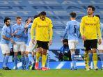 LINK Live Streaming TV Online Dortmund vs Manchester City Liga Champions Pukul 02.00 WIB