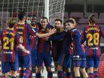 Barcelona Belum Selevel Manchester City Meski Tak Terkalahkan Sepanjang 2021
