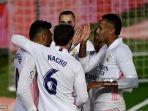 HASIL Liga Spanyol Tadi Malam - Casemiro & Eder Militao Bawa Real Madrid Hajar Osasuna 2-0