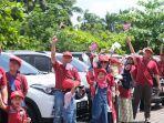Kumpul Seru Pemilik SUV Glory 560 Meriahkan Weekend Warga Palembang