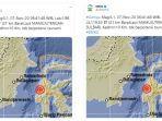 Warga Mamuju Tengah Panik Saat Rasakan Gempa M 5.1