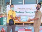Kembangkan Minat Baca, Gerakan Literasi #AkuBaca Donasikan Buku untuk Pojok Budaya Panggungharjo