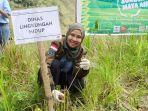 Hari Sejuta Pohon Sedunia 2021, Bibit yang ke-100.000 Ditanam