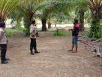 Judi Sabung Ayam di Perbatasan Noling-Padang Tuju Luwu sudah Bubar Saat Polisi Datang